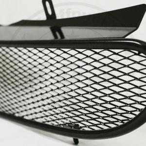 k hlergrill opel corsa b sport grill frontgrill mit metall gitter ohne emblem ebay. Black Bedroom Furniture Sets. Home Design Ideas