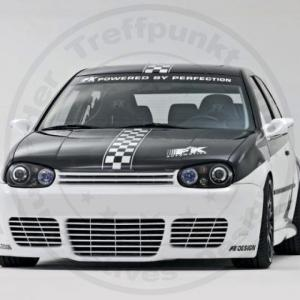 sto stange frontsch rze vw golf iv 4 typ 1j race look. Black Bedroom Furniture Sets. Home Design Ideas