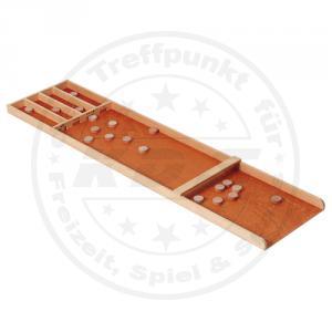 sjoelbak shuffleboard ca 122cm shuffle board holz spiel aus holland billiard neu ebay. Black Bedroom Furniture Sets. Home Design Ideas
