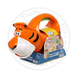little tikes kinder taschenlampe mit tier ger uschen tiger. Black Bedroom Furniture Sets. Home Design Ideas