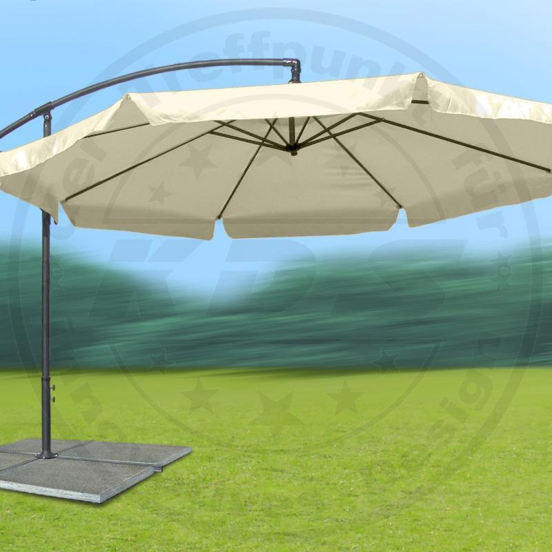 Grosser Sonnenschirm Mit Kurbel : gro er metall ampelschirm gartenschirm sonnenschirm mit kurbel schirm ebay ~ Bigdaddyawards.com Haus und Dekorationen