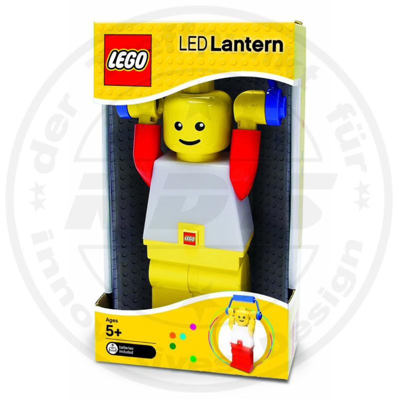 lego city taschenlampe lampe led kinder laterne gelb. Black Bedroom Furniture Sets. Home Design Ideas