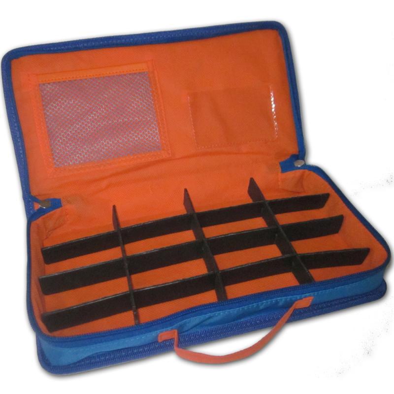 Auto sammelkoffer blau sammeltasche koffer für mini