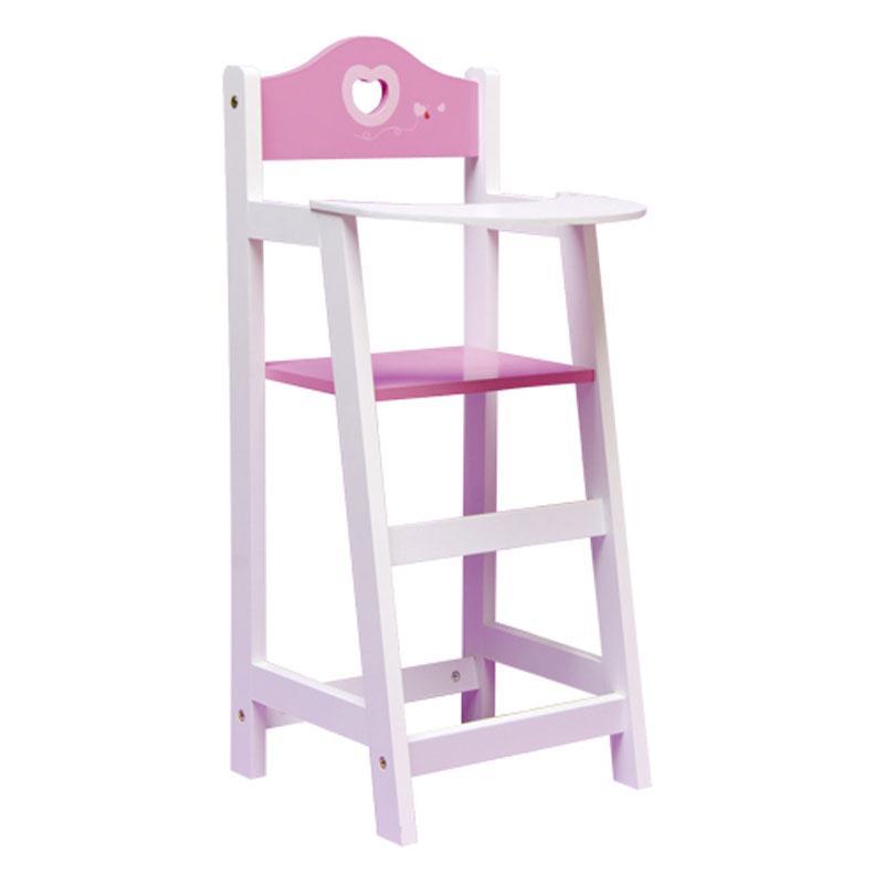 baby puppen m bel wiege puppen bett holz stuhl hochstuhl schrank inkl zubeh r ebay. Black Bedroom Furniture Sets. Home Design Ideas
