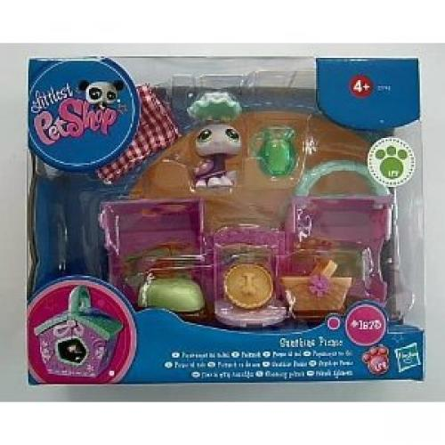 Littlest-Pet-Shop-SET-Marienkaefer-1873-Kaefer-Picknick