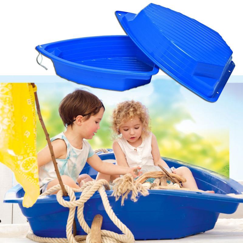 sand wasser spielger te wassermuschel sandkiste sandkasten buddelkiste deckel ebay. Black Bedroom Furniture Sets. Home Design Ideas