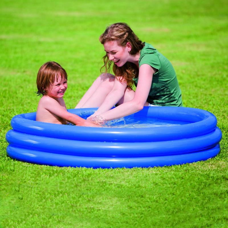 planschbecken swimmingpool kinder baby familien pool schwimmbecken pumpe ebay. Black Bedroom Furniture Sets. Home Design Ideas