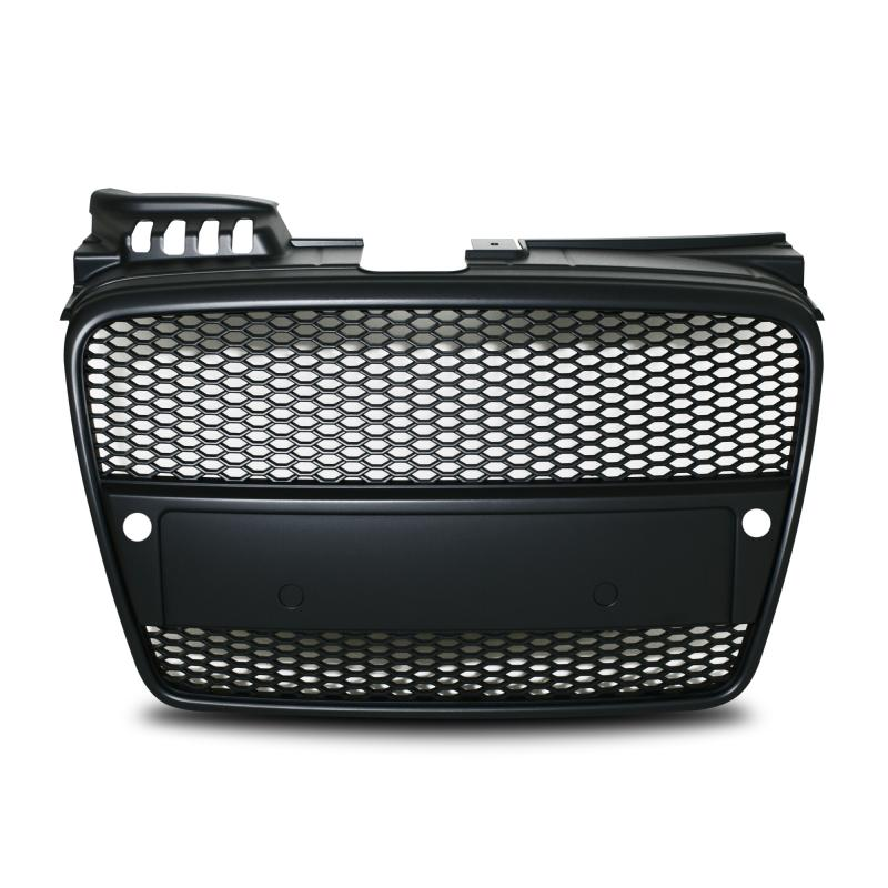 k hlergrill audi a4 8e b7 wabengrill pdc front grill. Black Bedroom Furniture Sets. Home Design Ideas